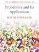 Cambridge Dictionary Of Probability And Its Applications - Stirzaker, David - ISBN: 9781107075160