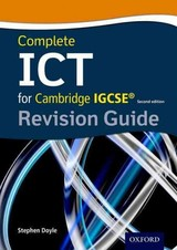 Complete Ict For Cambridge Igcse Revision Guide (second Edition) - Doyle, Stephen - ISBN: 9780198357834