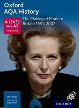Oxford Aqa History For A Level: The Making Of Modern Britain 1951-2007 - Hugh, J M A; Waller, Sally - ISBN: 9780198354642