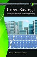 Green Savings - Brown, Marilyn A.; Wang, Yu - ISBN: 9781440831201