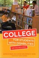 College For Students With Disabilities - Antony, Pavan John (EDT)/ Shore, Stephen M. (EDT)/ Grandin, Temple (FRW) - ISBN: 9781849057325