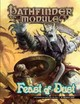 Pathfinder Module: Feast Of Dust - Logue, Nicolas - ISBN: 9781601257352