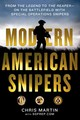 Modern American Snipers - Martin, Chris - ISBN: 9781250076458