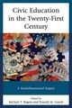Civic Education In The Twenty-first Century - Rogers, Michael T. (EDT)/ Gooch, Donald M. (EDT) - ISBN: 9780739193495