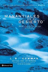 Manantiales En El Desierto / Springs In The Desert - Cowman, Charles E., Mrs. - ISBN: 9780829762808