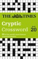 Times Cryptic Crossword Book 20 - The Times Mind Games; Browne, Richard - ISBN: 9780008139803