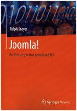 Joomla! - Steyer, Ralph - ISBN: 9783658088774
