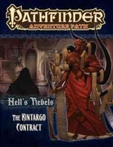 Pathfinder Adventure Path: Hell's Rebels Part 5 - The Kintargo Contract - Groves, Jim - ISBN: 9781601258007