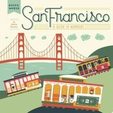 San Francisco: A Book Of Numbers - Evanson, Ashley - ISBN: 9780448489148