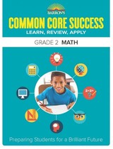 Barron's Common Core Success Grade 2 Math - Barron's Educational Series - ISBN: 9781438006727