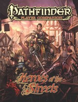 Pathfinder Player Companion: Heroes Of The Streets - Staff, Paizo - ISBN: 9781601257697