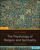 Psychology Of Religion And Spirituality - Sisemore, Timothy - ISBN: 9781118631409