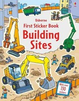 First Sticker Book Building Sites - Greenwell, Jessica - ISBN: 9781409587514