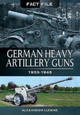 German Heavy Artillery Guns - Lüdeke, Alexander - ISBN: 9781473823990