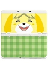 Coverplate Isabelle New N3DS - ISBN: 0045496510244
