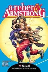 Archer & Armstrong: The Complete Classic Omnibus - Windsor-smith, Barry; Shooter, Jim; Layton, Bob; Baron, Mike - ISBN: 9781939346872