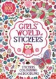 Girls' World of Stickers - ISBN: 9781780552279