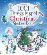 1001 Things To Spot At Christmas Sticker Book - Frith, Alex - ISBN: 9781409583349