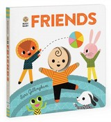 Busy Baby: Friends - Gillingham, Sara - ISBN: 9781452141886