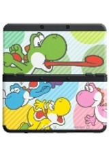 Coverplate Yoshi New N3DS - ISBN: 0045496510527