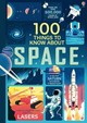 100 Things To Know About Space - Various - ISBN: 9781409593928