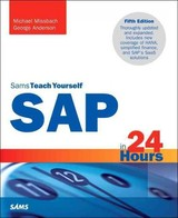 Sap In 24 Hours, Sams Teach Yourself - Missbach, Michael; Anderson, George - ISBN: 9780672337406