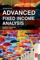 Advanced Fixed Income Analysis - Choudhry, Moorad; Lizzio, Michele - ISBN: 9780080999418