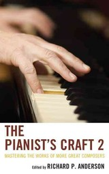 Pianist's Craft 2 - Anderson, Richard P. (EDT) - ISBN: 9781442232655