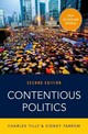 Contentious Politics - Tarrow, Sidney; Tilly, Charles - ISBN: 9780190255053