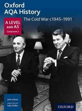 Oxford Aqa History For A Level: The Cold War C1945-1991 - Mamaux, A; Aldred, John - ISBN: 9780198354611