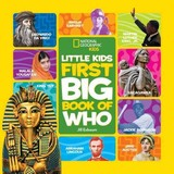 Little Kids First Big Book Of Who - National Geographic Kids - ISBN: 9781426319174