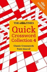 Times Quick Crossword Collection 4 - Times Mind Games/ Times2 - ISBN: 9780008136420