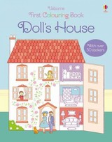 First Colouring Book Doll's House - Melmoth, Jonathan - ISBN: 9781409586999