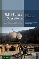 U.s. Military Operations - Mcchrystal, General Stanley A. - ISBN: 9780190456634