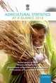 Agricultural Statistics At A Glance 2014 - Ministry Of Agriculture, India - ISBN: 9780199459650