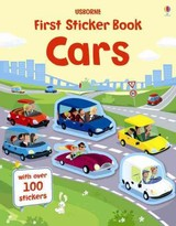 First Sticker Book Cars - Young, Caroline - ISBN: 9781409582434