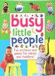 Busy Little People - Armadillo - ISBN: 9781861476296