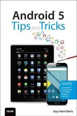 Android Tips And Tricks - Hart-Davis, Guy - ISBN: 9780789755834