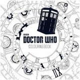 Doctor Who: The Colouring Book - ISBN: 9780141367385