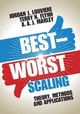 Best-worst Scaling - Marley, A. A. J. (university Of Victoria, British Columbia); Flynn, Terry N... - ISBN: 9781107043152