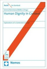 Human Dignity in Context - ISBN: 9783848723560