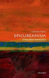 Epicureanism: A Very Short Introduction - Wilson, Catherine (anniversary Professor Of Philosophy At York University) - ISBN: 9780199688326