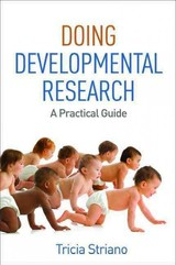Doing Developmental Research - Striano, Tricia - ISBN: 9781462524426