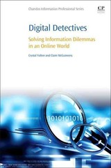 Digital Detectives - Mcguinness, Claire; Fulton, Crystal - ISBN: 9780081001240