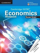 Cambridge Igcse Economics Workbook - Grant, Susan - ISBN: 9781107612310