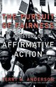 Pursuit Of Fairness - Anderson, Terry H. - ISBN: 9780195182453