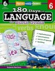 180 Days Of Language For Sixth Grade - Barchers, Suzanne - ISBN: 9781425811716