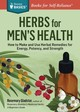 Rosemary Gladstars Herbal Healing For Men - Gladstar, Rosemary - ISBN: 9781612124773