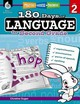 180 Days Of Language For Second Grade - Dugan, Christine - ISBN: 9781425811679