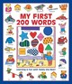 My First 200 Words (giant Size) - Baxter Nicola - ISBN: 9781861477590